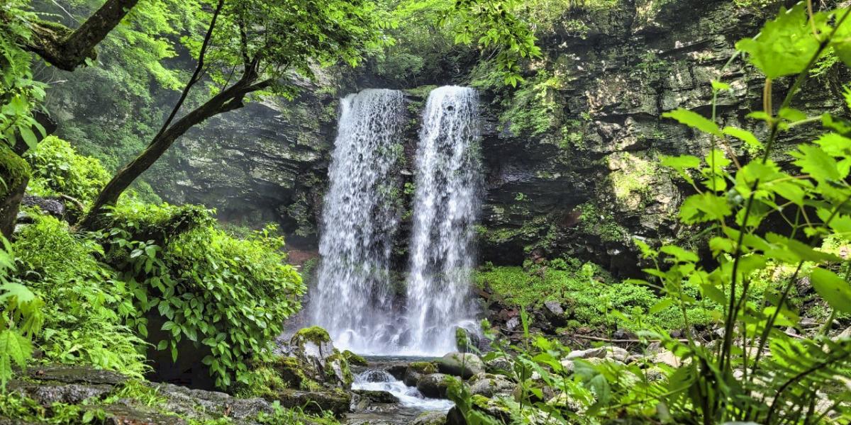 夫婦滝の画像